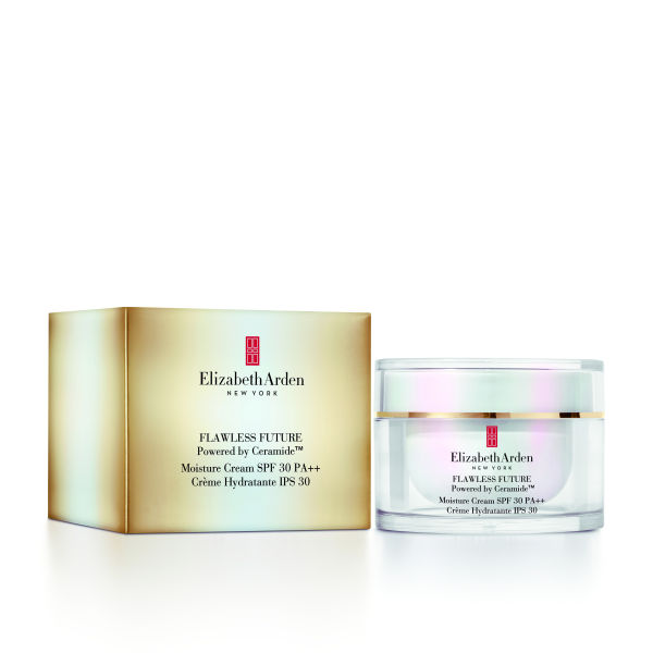 Elizabeth Arden Flawless Future Moisture Cream SPF30 PA++ Powered by Ceramide (50ml)