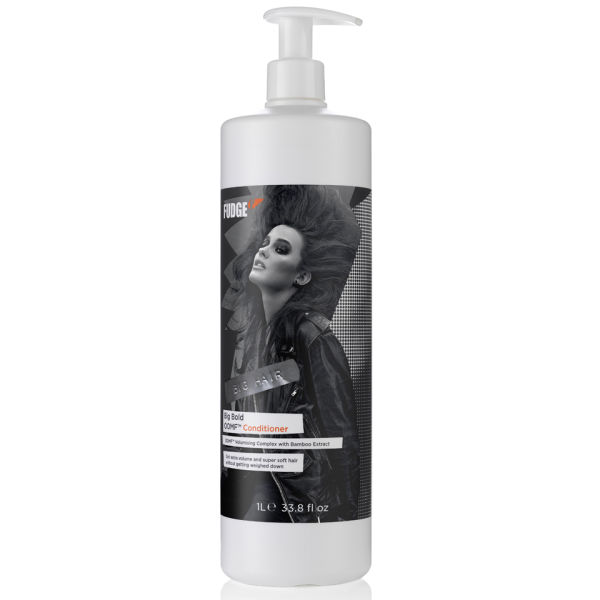 Fudge Big Bold Oomf Conditioner (1000ml) - (värd £33,00)