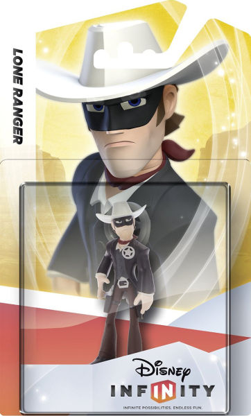 Disney Infinity 2.0 Lone Ranger Figure