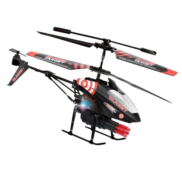 Hélicoptère Bladez Target Missile 3ch Gyro