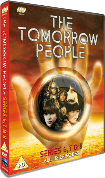 The Tomorrow People - Series 6, 7 And 8 (Three Discs)