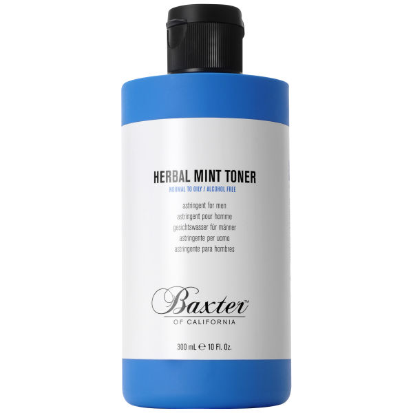 Baxter Of California Herbal Mint Toner (300 ml)