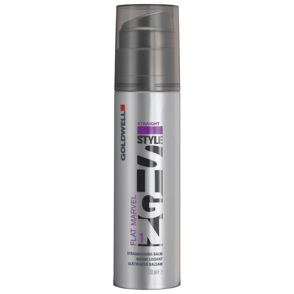 GOLDWELL STYLESIGN FLAT MARVEL STRAIGHTENING BALM (100ML)