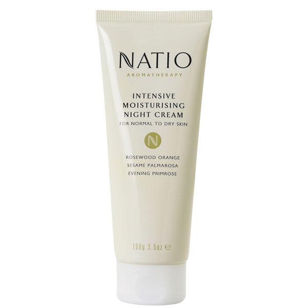 Crème hydratante intensive Nuit de Natio(100g)