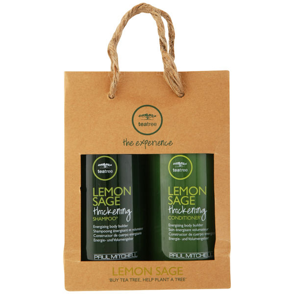 Paul Mitchell Lemon Sage Bonus Bag Worth (2 Products) (Worth £31.50)