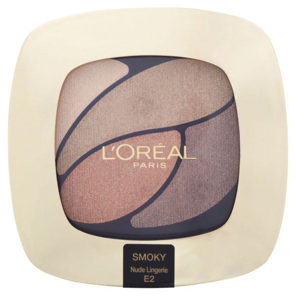 Sombra de ojos L'Oreal Paris Colour Riche Quad E2 Beloved Nude
