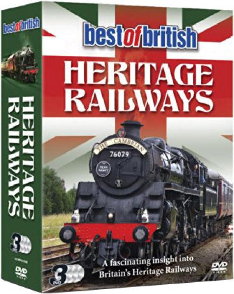 Best of British Heritage Railways