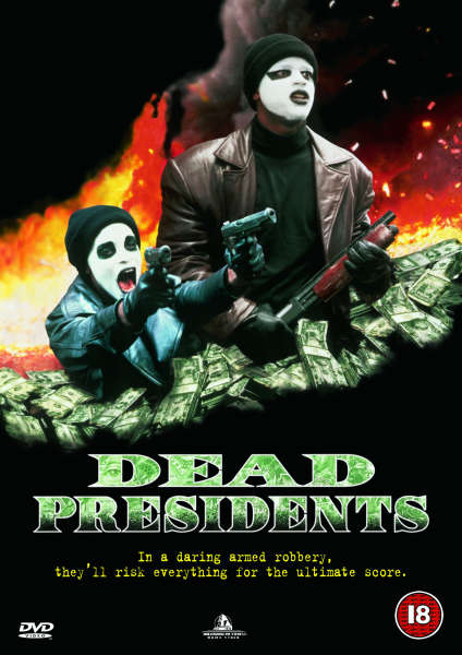 dead presidents dvd