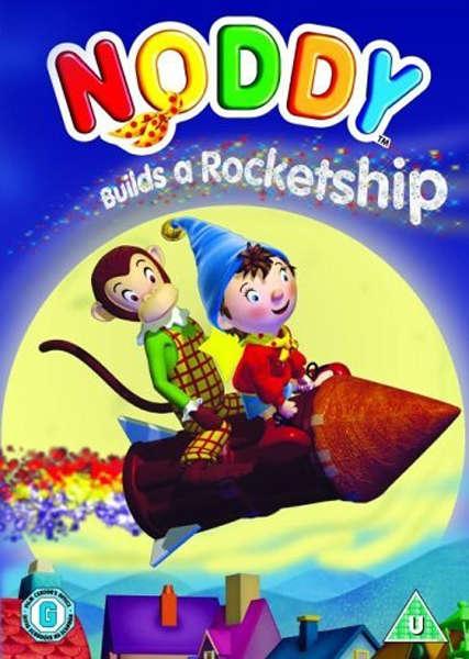 Noddy Builds A Rocket Ship Dvd Zavvi