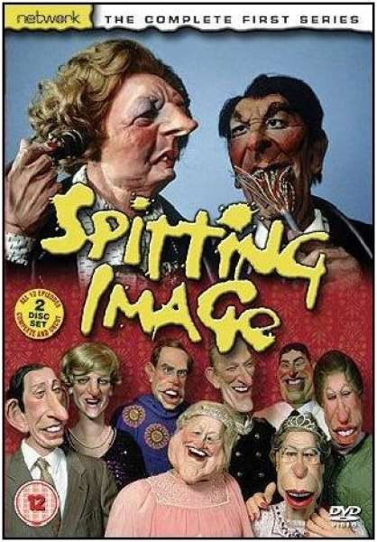 Image result for spitting image the presidents brain is missing