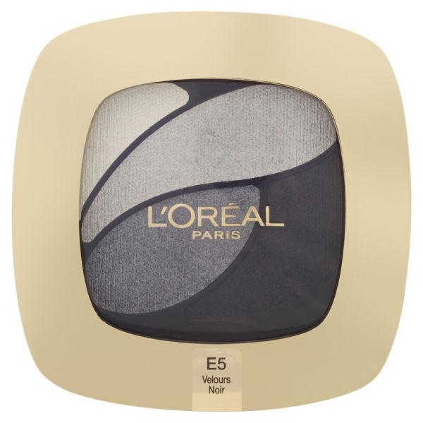 L'Oreal Paris Colour Riche Quad E5 Incredible Grey