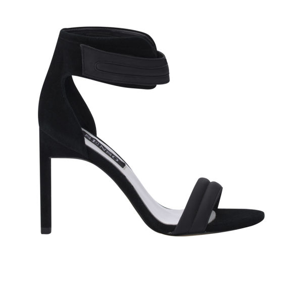 Senso Women's Tiffany Suede Heels - Black