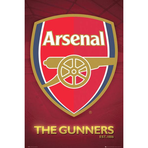 Arsenal Club Crest 2013 - Maxi Poster - 61 x 91.5cm