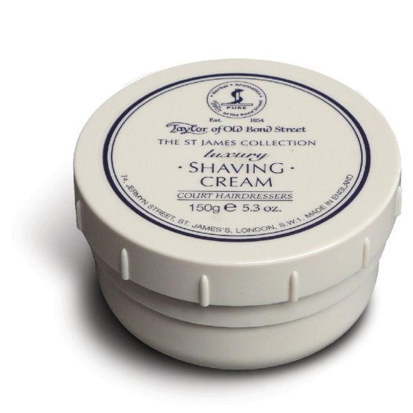 Taylor of Old Bond Street Shaving Cream Bowl (5oz) - St James