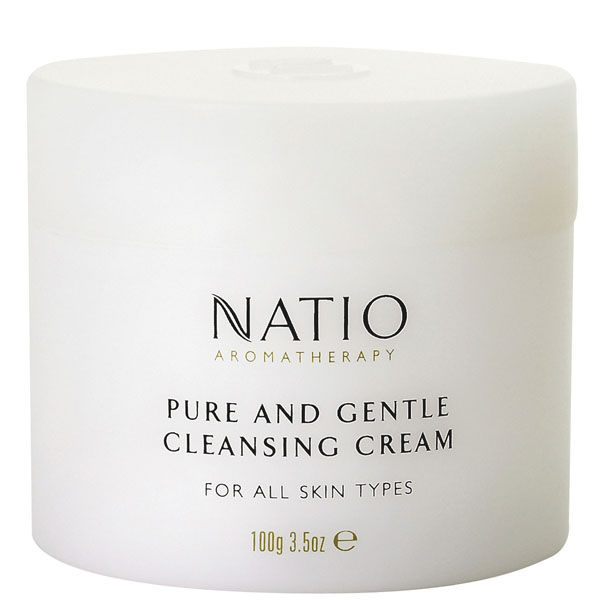 Natio Pure & Gentle Cleansing Cream (100 g)