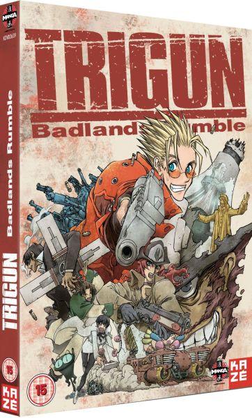Trigun Movie: Badlands Rumble