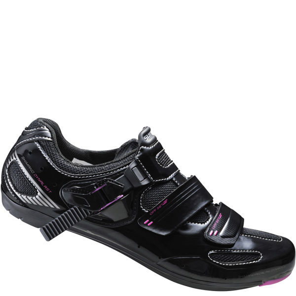 Shimano Wr62 Spd-Sl Cycling Shoes - Black