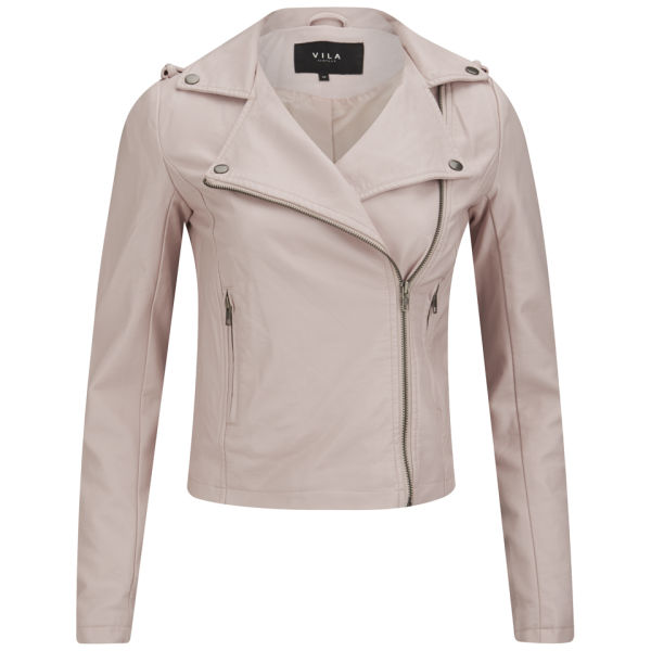 VILA Women's Vipula Jacket - Blushing Bride