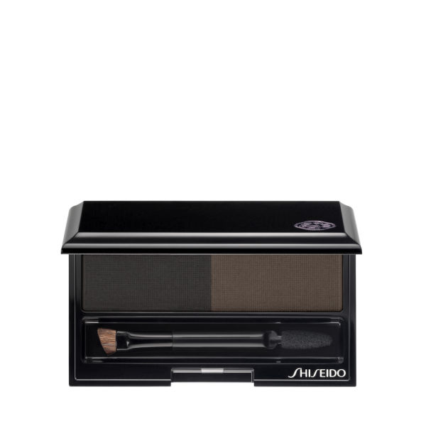 Sombras para cejas Shiseido Eyebrow Styling Compact - GY901 Deep Brown