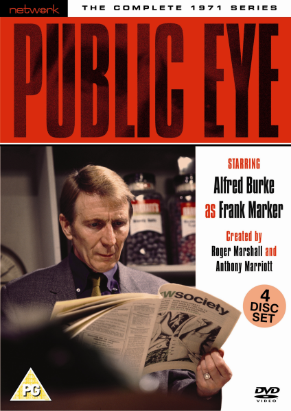 Public Eye - The Complete 1971 Series
