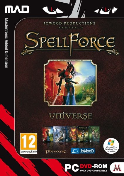SpellForce: Universe
