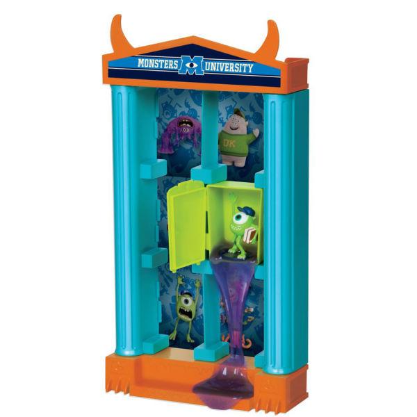 Monsters University Frat House Storage Unit