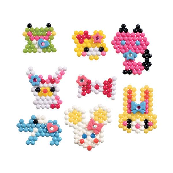 Aqua Beads Design Templates