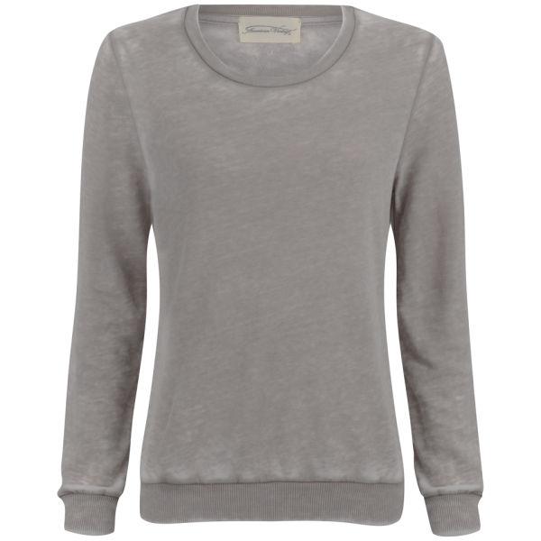 American Vintage Women's Rexbury Sweater - Sandstone