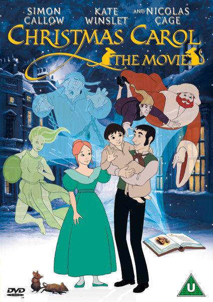 A Christmas Carol The Movie Dvd Zavvi