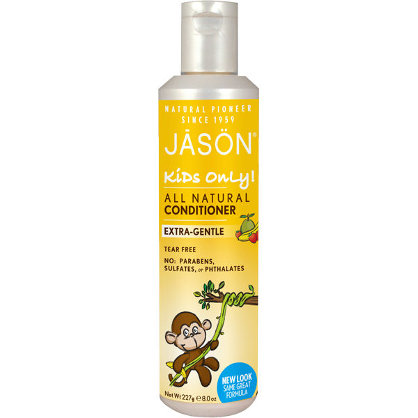 JASON Kids Only Extra Gentle Conditioner (236ml)