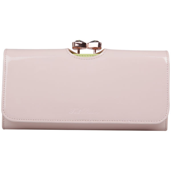 Leather Bobble Clasp Matinee Purse Ted Baker d59hj