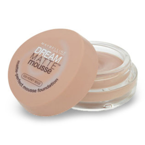 Maybelline New York Dream Mat Mousse Fond de teint - Diverses teintes