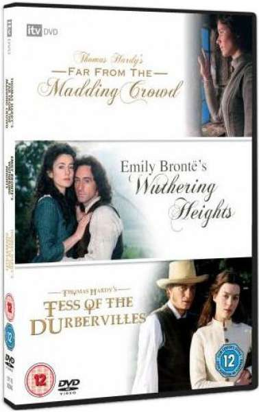 Wuthering Heights/Far From The Madding Crowd/Tess
