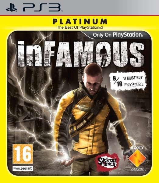 Infamous (Platinum) PS3 | Zavvi.com