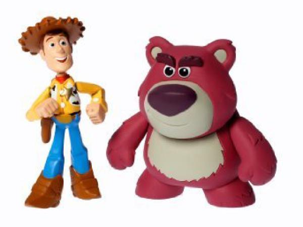 Toy Story 3 Buddy Pack Lotso And Walking Woody Toys Zavvi