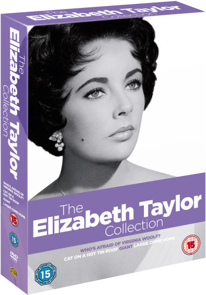Elizabeth Taylor Box Set