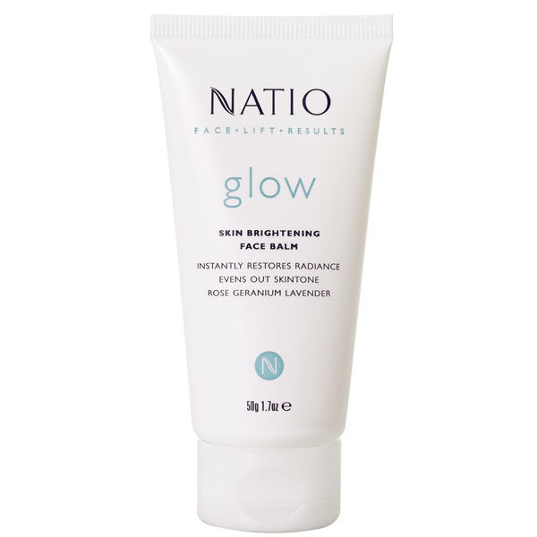 Natio Skin Brightening Face Balm (50G)