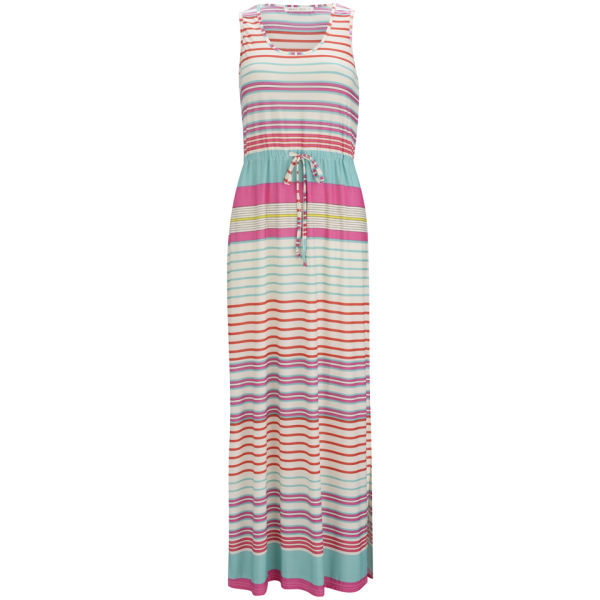 Brave Soul Women's Candy Maxi Dress - Pink