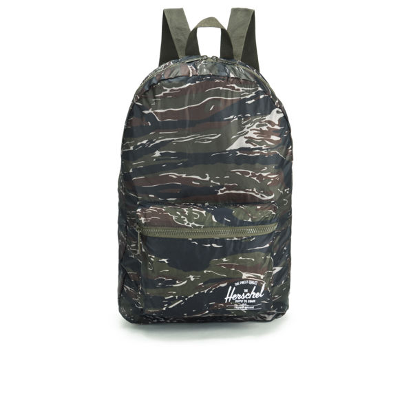 Herschel Supply Co. Packable Daypack Backpack - Tiger Camo