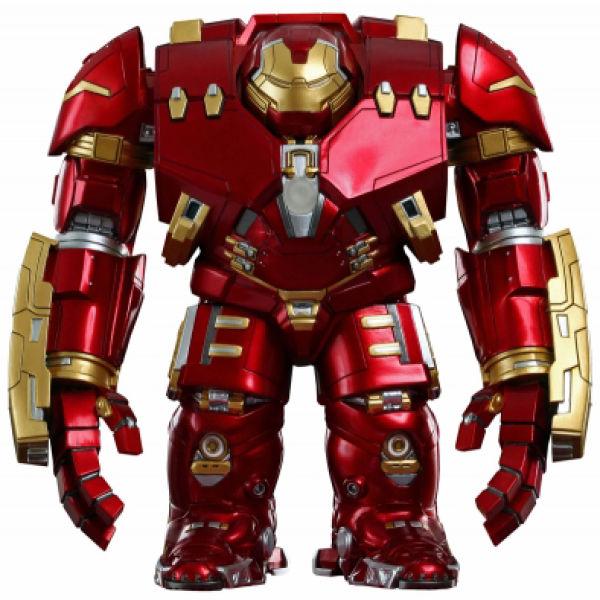 Figurine Hulkbuster Avengers Série 1 -Hot Toys