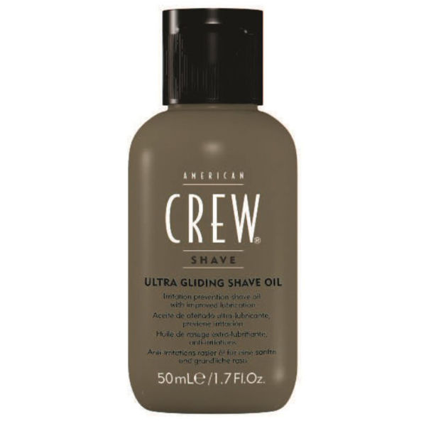 American Crew Huile de rasage extra-lubrifiante50ml