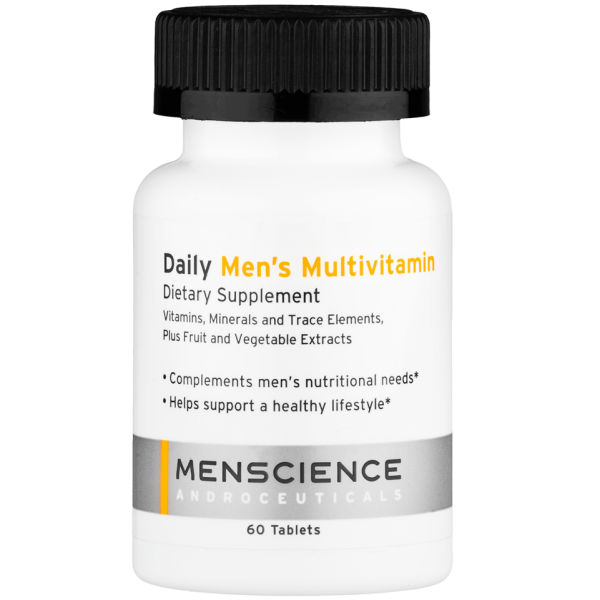 Daily Men'S Multivitamin de Menscience (60 comprimés)