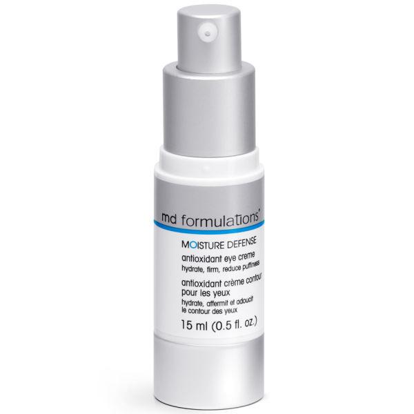 Crème anti-oxydante contour des yeux Md Formulations Moisture Defense (15ml)
