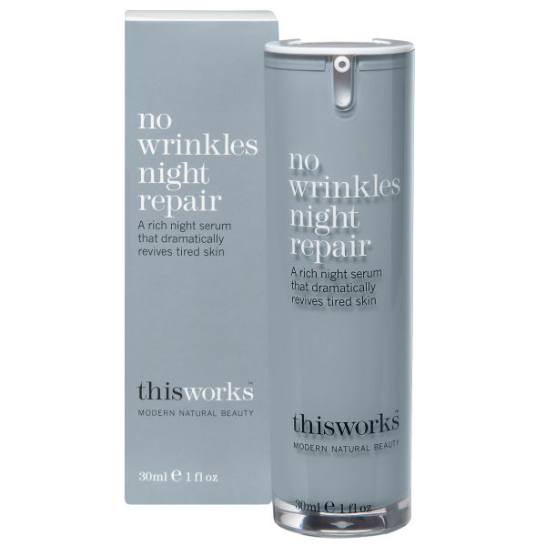 Soin réparateur anti-rides this works No Wrinkles (30ml)