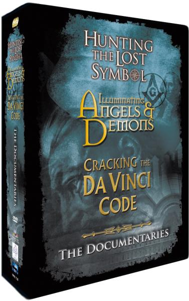 Hunting The Lost Symbol / Illuminating Angels & Demons / Cracking The Da Vinci Code – The Documentaries