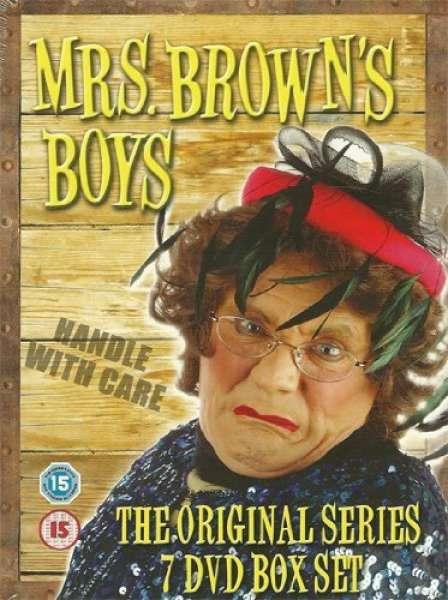 Toys For Big Boys >> Mrs Brown's Boys: The Original Series - 7 DVD Box Set DVD | Zavvi