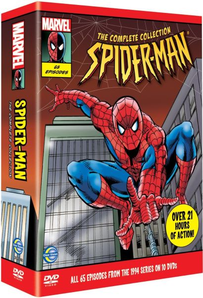 spider-man complete archive download