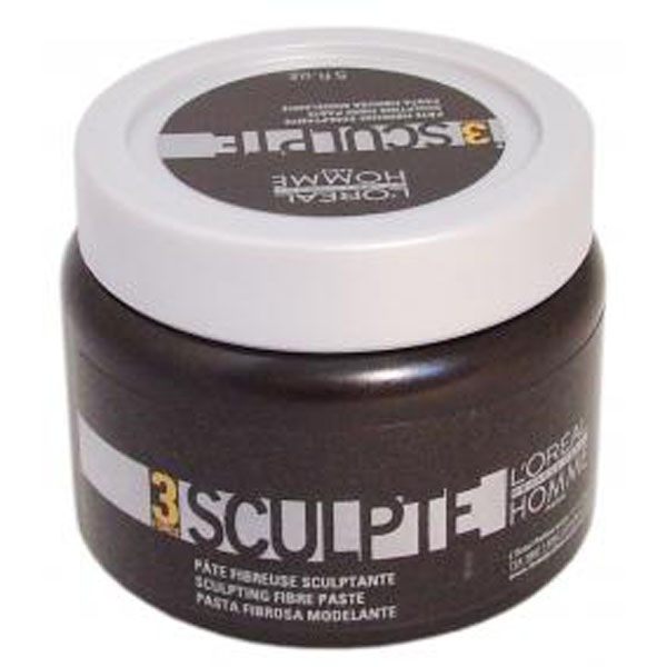 L'Oréal Professionnel Homme Sculpte - Sculpting Fibre Paste (150 ml)
