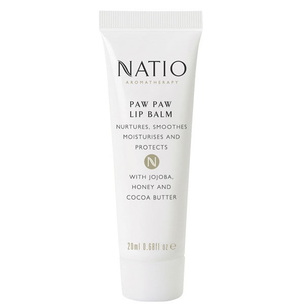 Natio Paw Paw Lip Balm (.78 oz.)