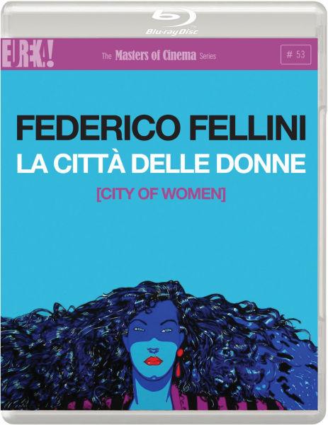 City of Women (La Città Delle Donne / La Cité Des Femmes) (Masters of Cinema)